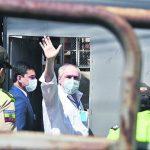 Audiencia contra expresidente Abdalá Bucaram y su hijo Jacobo se instaló en Quito