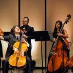 Municipalidad de Machala presenta concierto de violonchelista Diego Carneiro y orquesta joven del Ecuador