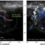 CIentíficos hallan una cavidad gigante en el espacio que da pistas sobre la formación de estrellas