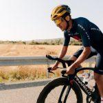 Richard Carapaz estará en la Vuelta al Ecuador 2021