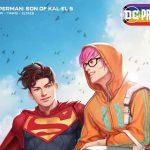 DC presenta al nuevo Superman: un superhéroe bisexual