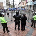 Grupos sociales se unirán al paro en Quito a las 16:00